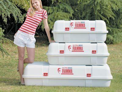 Fiamma UltraBox Top Roof Box Roof box, Garage systems