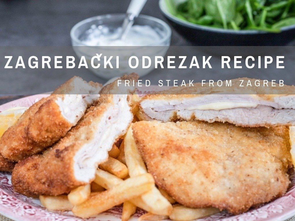 How To Make Zagrebacki Odrezak Recipe Zagreb Steak Chasing The Donkey Recipe Recipes Croatian Recipes Food