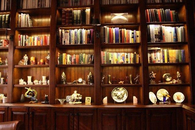9 Unique Bookshelf Lighting Ideas Furniture Bookcase