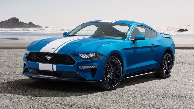 2020 Ford Mustang Entry Level Performance Model Coming Mustang