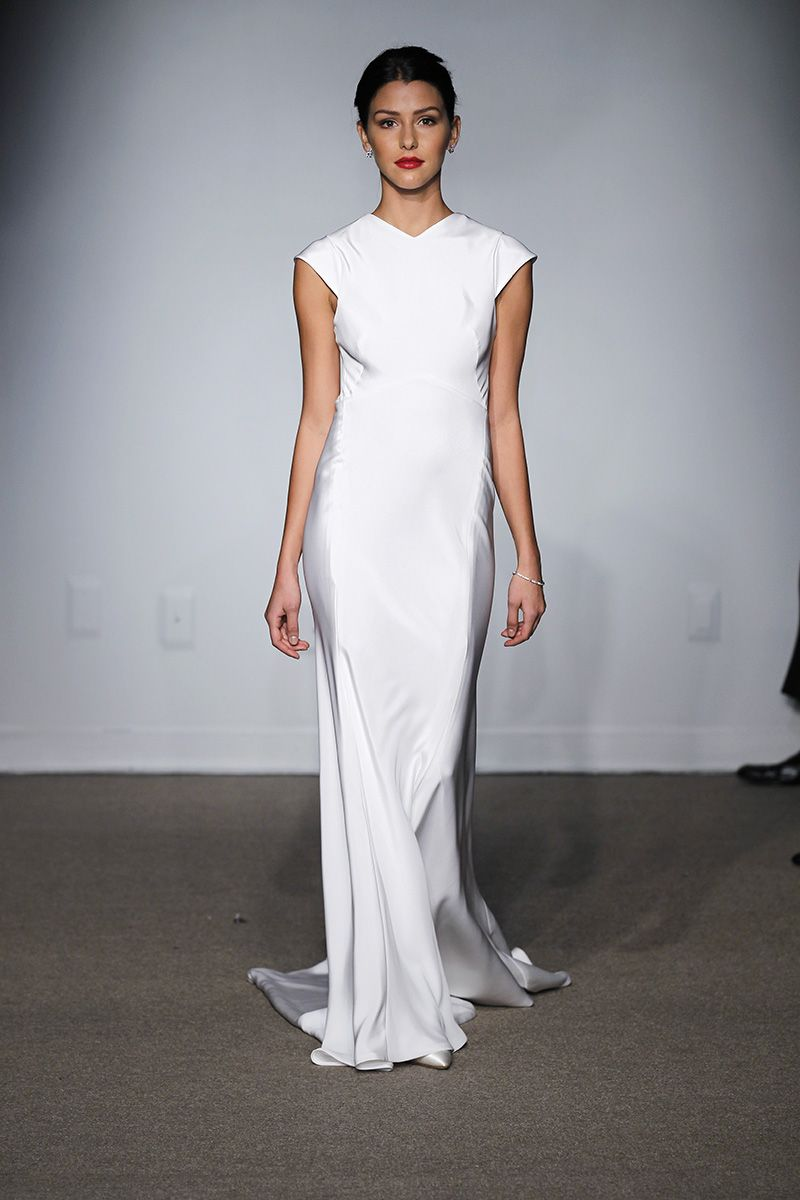 Modern Wedding Dress, Anna Maier/Ulla-Maija Couture | Wedding ...