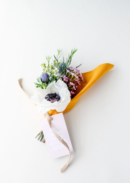 Make This Diy Your Day Bouquets