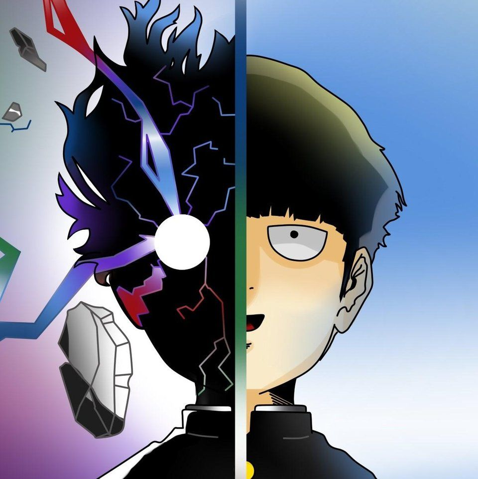 Reddit The Front Page Of The Internet Mob Psycho 100 Anime Mob