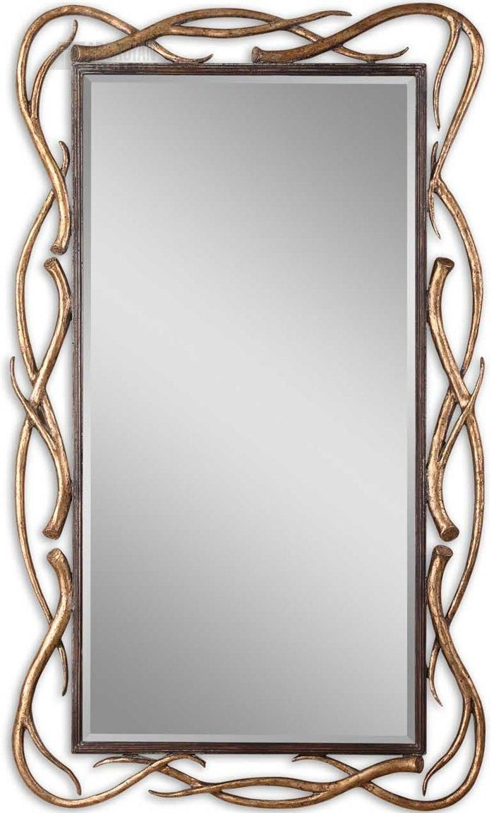 Uttermost Cipriano Traditional Rectangular Mirror