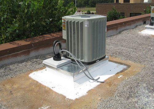 Roof Top Condensing Unit The Unit Roof Rooftop