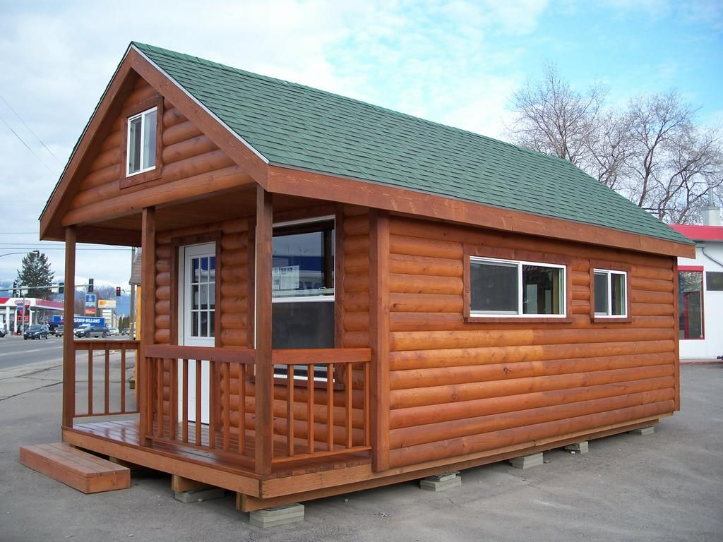 small buildings kits for sale | 12x24 cabin for sale | grizzly