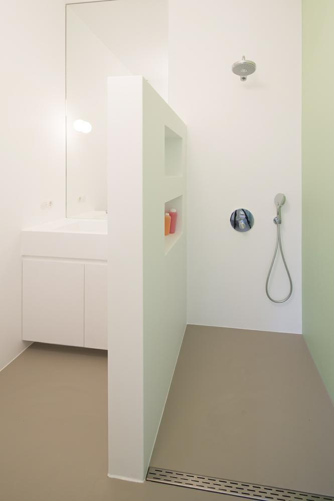 Naadloze badkamers en voegloze badkamers | badkamer | Pinterest | Toilet