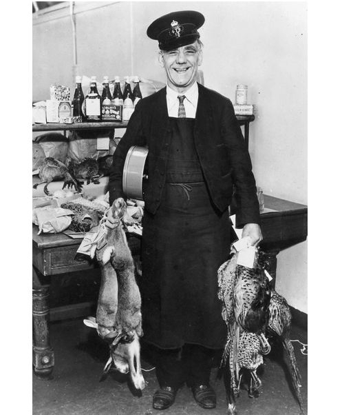 In 1936 Post Office Rules Stated That Game Including Rabbits