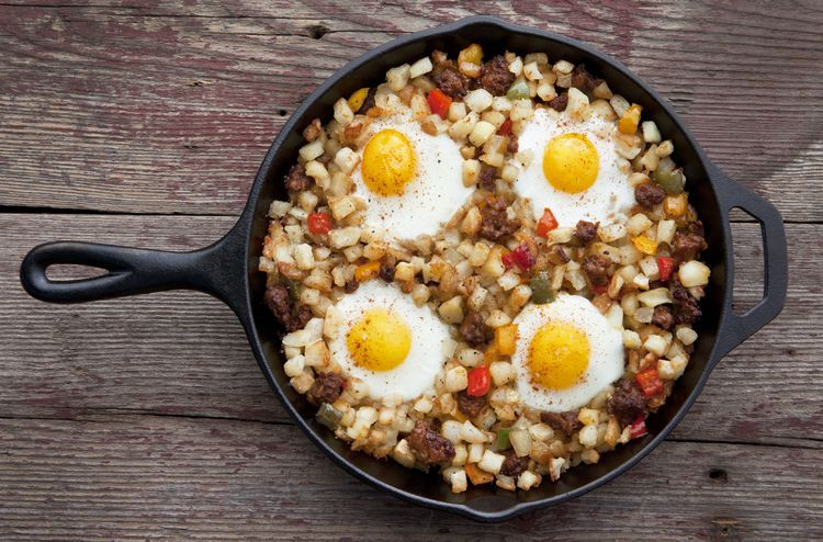 Easy Baked Beef Hash With Potatoes Recipe With Images Beef Hash