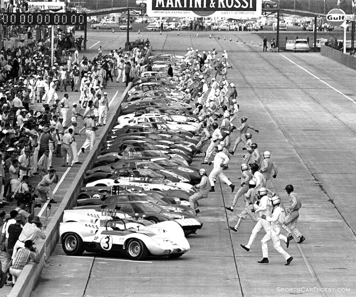 1965 Sebring 12 Hours Race Photos History Profile Sebring