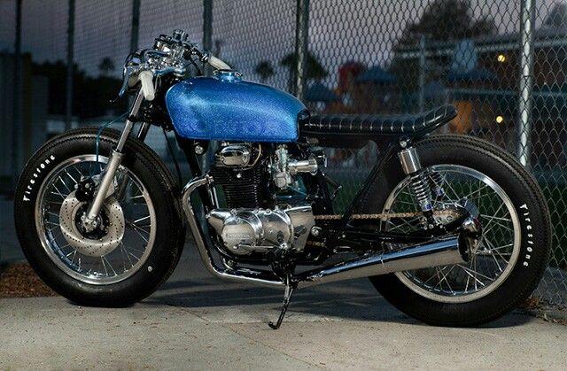 73 Honda CB350 Brat