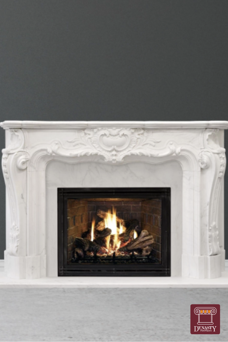 The Bordeaux The Bordeaux fireplace mantel is a beautifully crafted 16thcentury French design A gorgeous centerpiece in manors and castles that features intricate pattern...