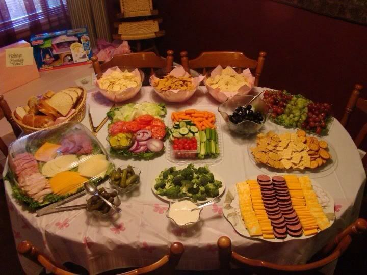 Snacks For Baby Showers ~ Baby shower food ideas easy finger foods