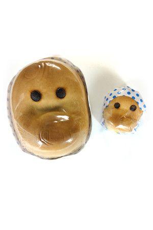 中浦食品 : どじょう掬いまんじゅう でか饅頭