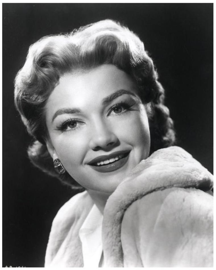 Anne baxter 39 40 50 7 mai 1923 12 d cembre 1985 fue una actriz estadounidense ganadora del - Ann diva del passato ...