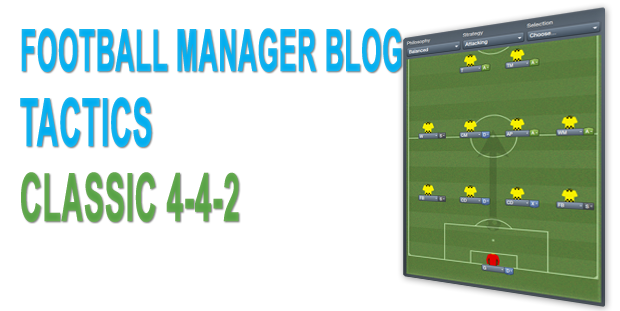 Borussia Dortmund High Possession Classic 4 4 2 Tactic Football Manager Blog 1st In Football Manager