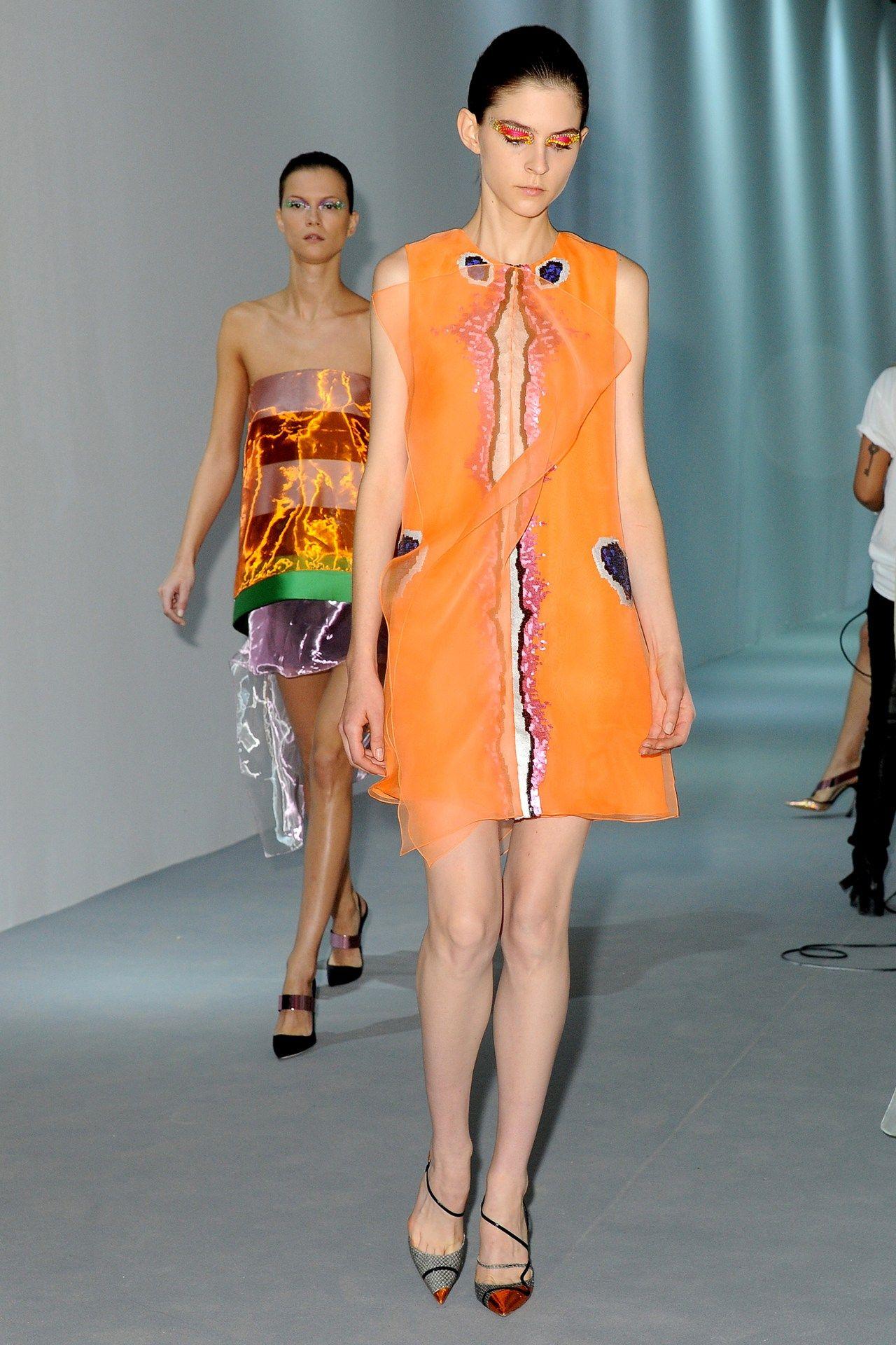 Christian Dior RTW Spring/summer 2013. Raf Simons ...