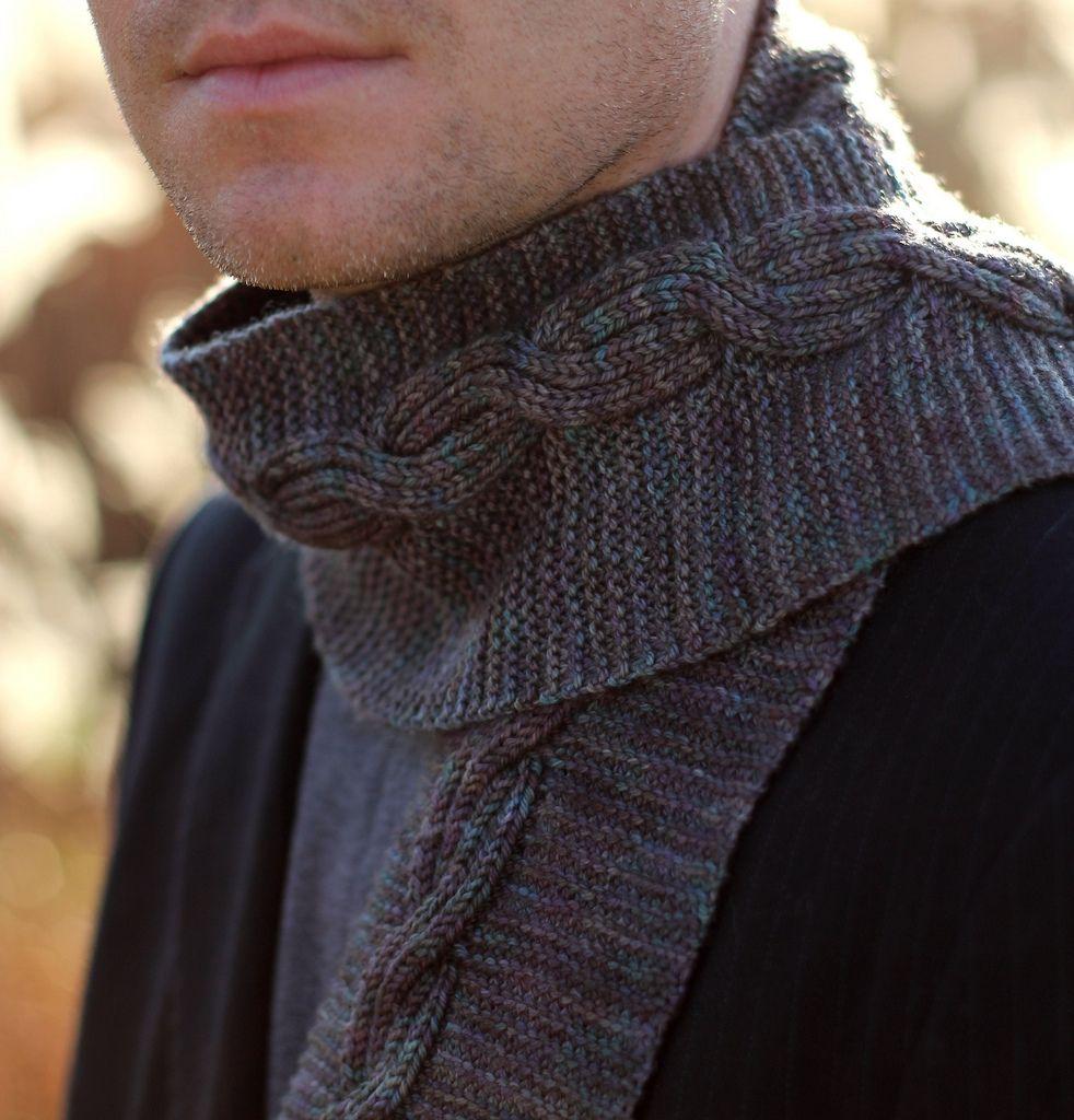 men\'s knits free patterns scarf - Google Search, I\'m going to make ...