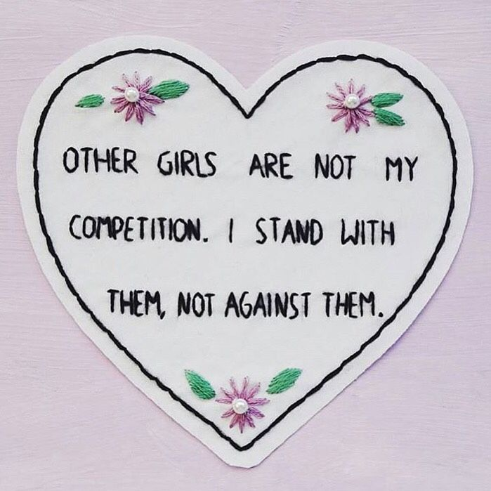 The Importance Of Supporting Other Women