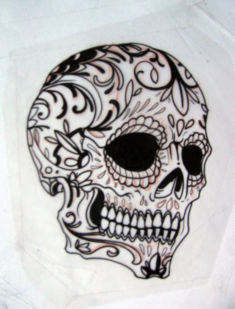 Suger Skulls Bing Images Sugar Skull Tattoos Skull Drawing Skulls Drawing