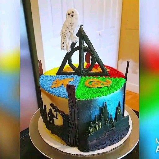 Photo of 360 Harry Potter Cake