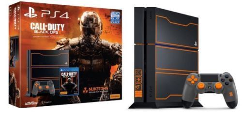 Playstation 4 1tb Console Call Of Duty Black Ops 3 Limited