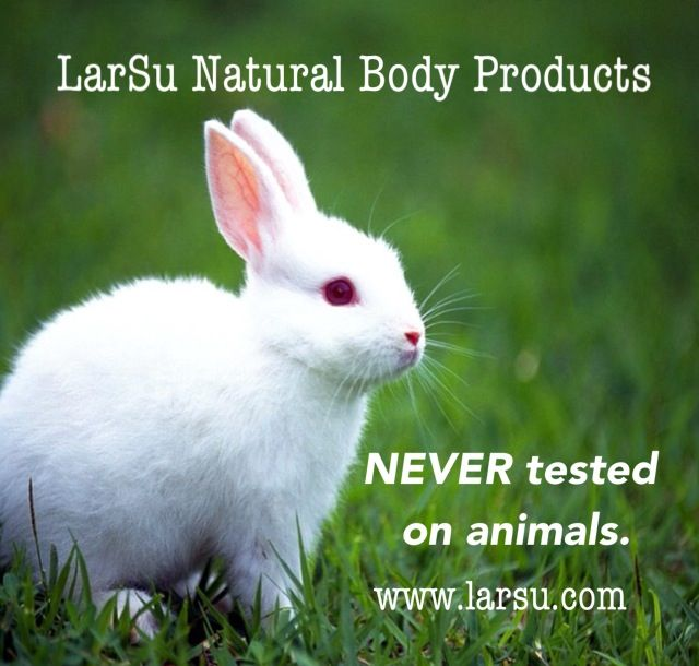Our Products are Never tested on animals.