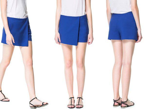 a99bcae87 falda pantalon corto - Buscar con Google | Pantalones cortos | Falda ...
