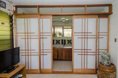 shoji hawaii sliding doors and screens made in oahu hawaii 808