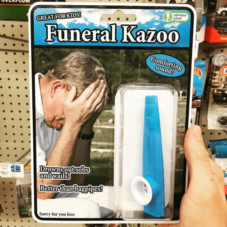 15 Hilarious Fake Products That People Snuck Into Stores