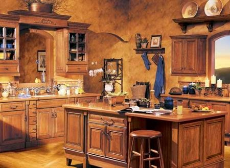 Cocinas de le a rusticas buscar con google casas y - Cocinas rusticas de lena ...