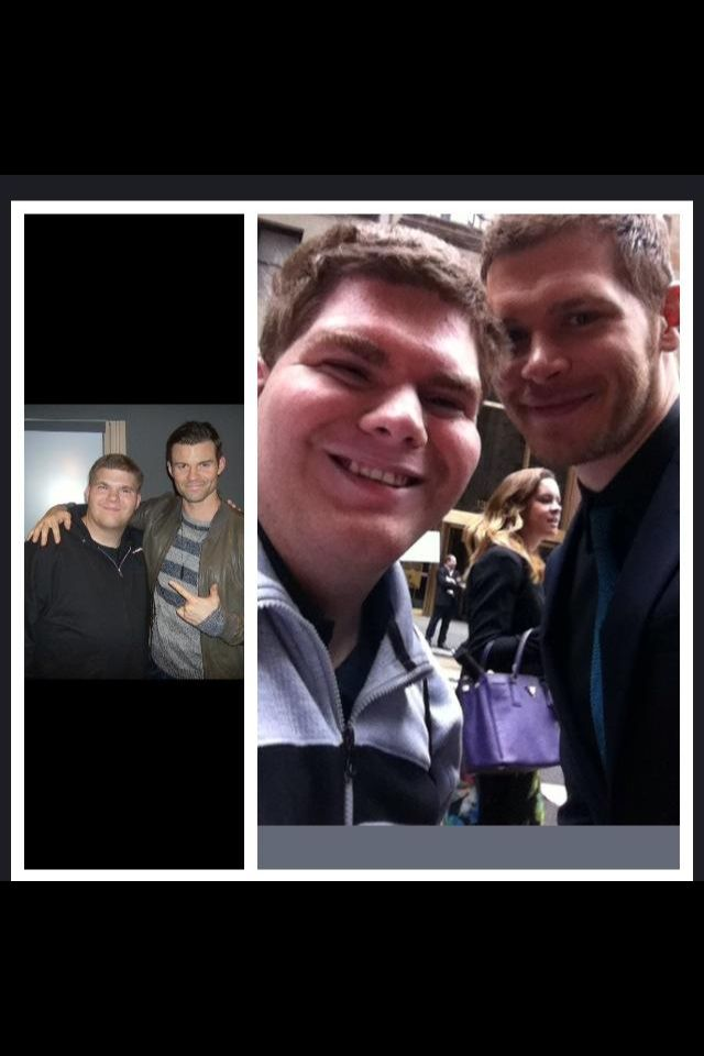 With with Daniel Gillies and Joseph Morgan