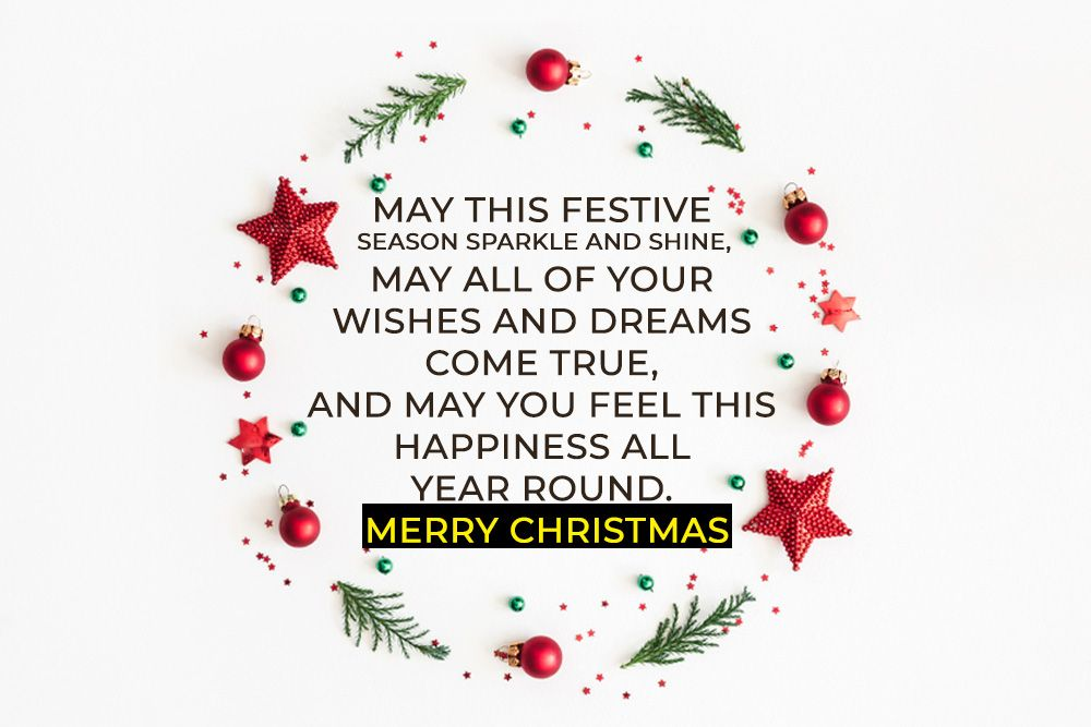 Merry Christmas 2020 Wishes And Quotes For Family In 2020 Merry Christmas Message Merry Christmas Quotes Christmas Messages