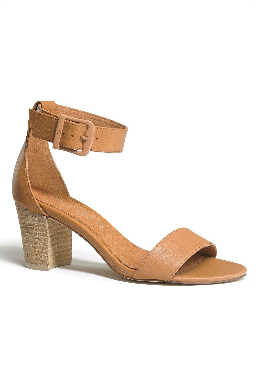 5dd9a2f81 Next Shoes for Women - Next Leather Block Heel Sandals - EziBuy New Zealand