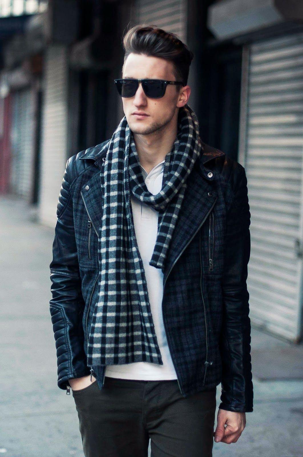Look - Street men European fashion pictures video