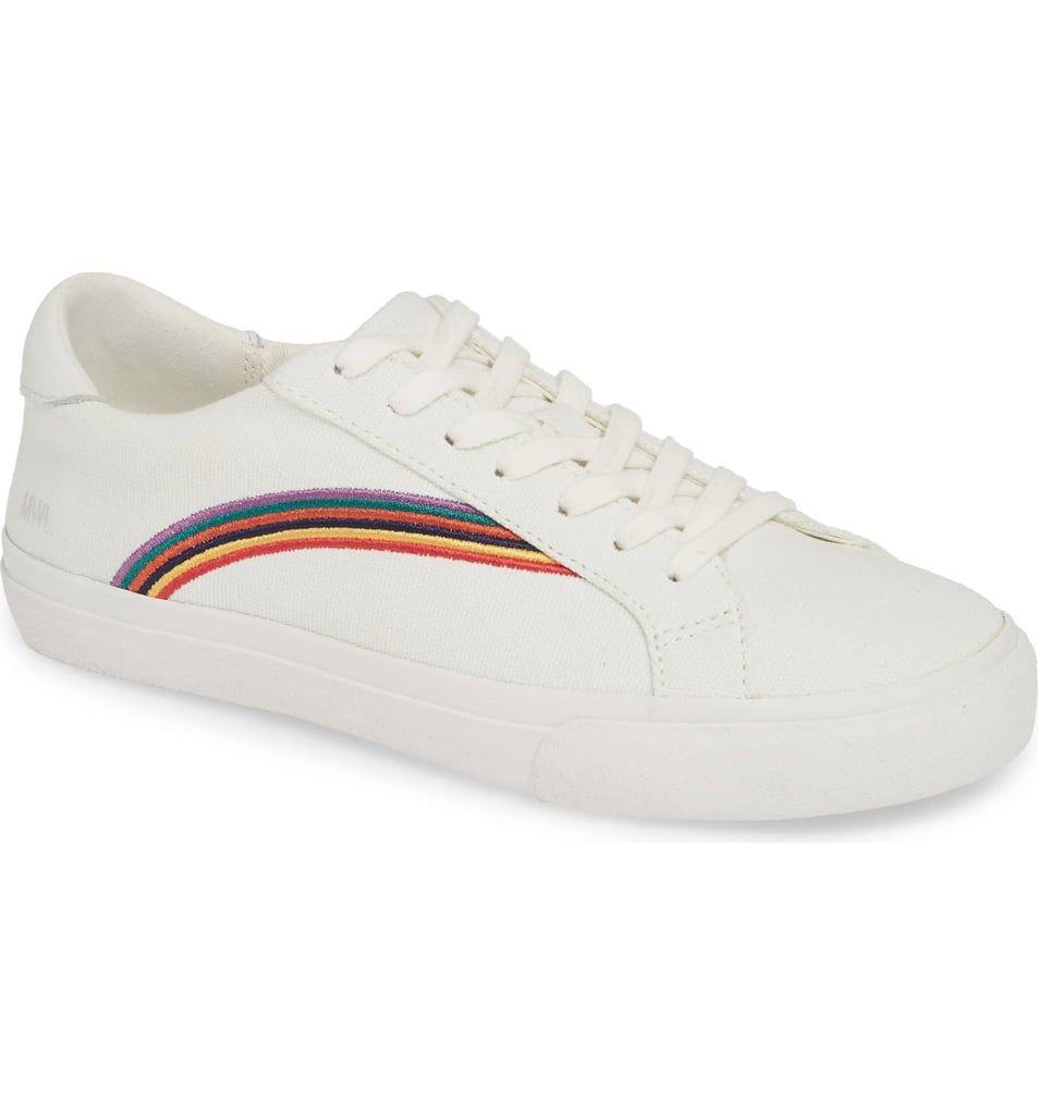 Madewell Delia Rainbow Sneakers