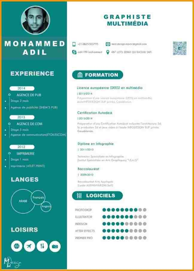 Exemple De Book Graphiste Graphiste Cv Lettre De Motivation Candidature 2018 Curriculum Vitae Curriculum Cv Design
