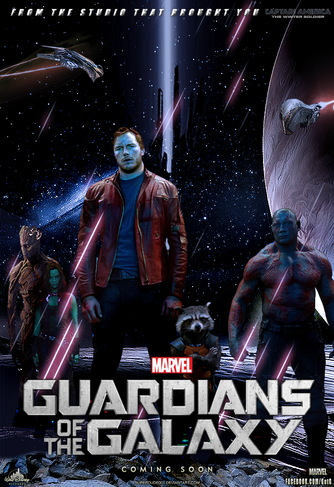 of galaxy movie 2014 the Guardians