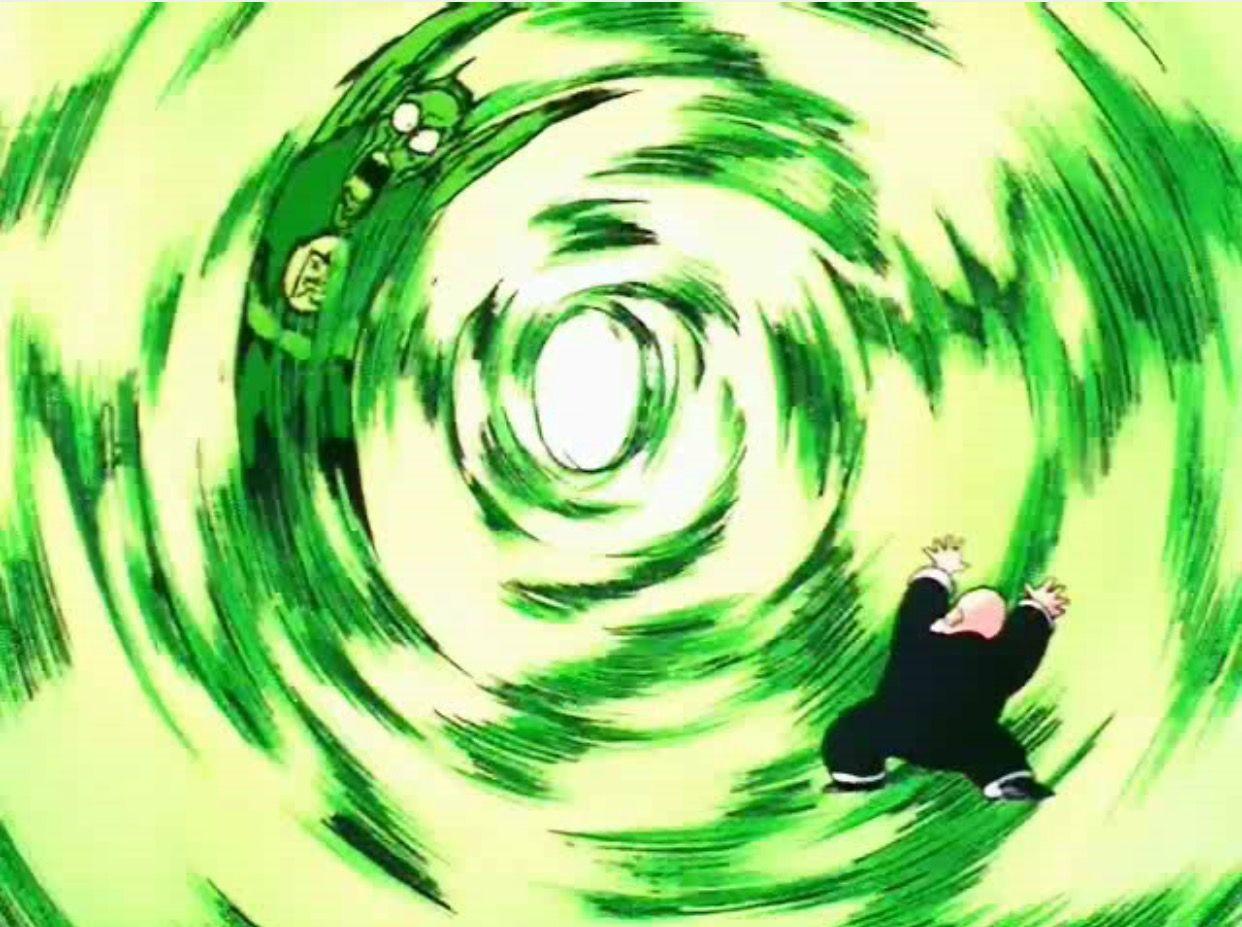 King Piccolo Master Roshi Evil Containment Wave Dragon Ball Z Super Mario Krillin