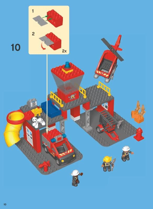 Brickinstructions Full Instruction Booklets Online For Most