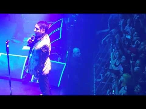 Marilyn Manson - Rock Is Dead 15-6-2015 Paradiso  Amsterdam