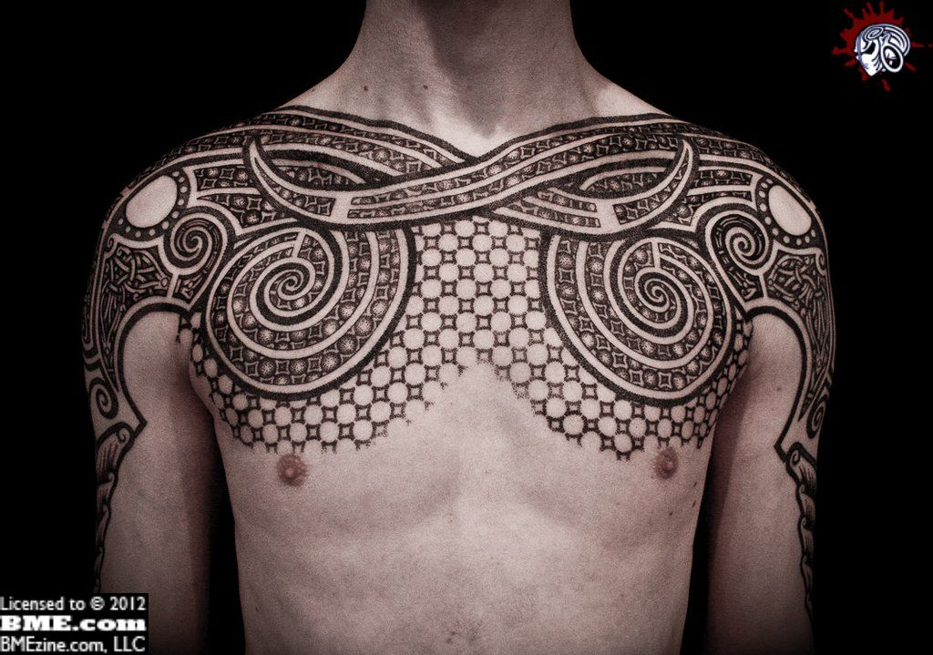 BME: Tattoo, Piercing and Body Modification News » ModBlog » By Odin's Beard