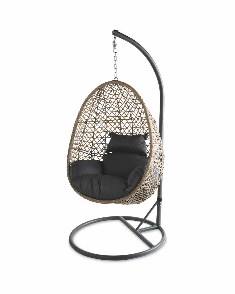 Gardenline Hanging Egg Chair Hanging chair, Hanging egg