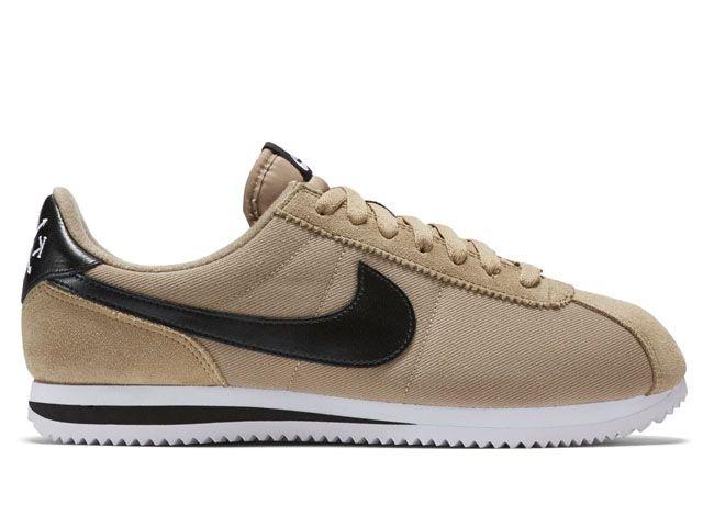 Nike Cortez Basic PRM QS Desert Camo Black (819721 201