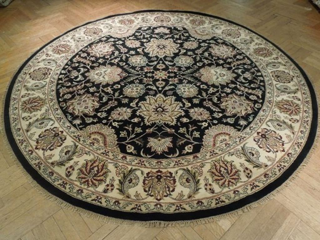 Contemporary Kitchen Round Area Rugs Round Area Rugs