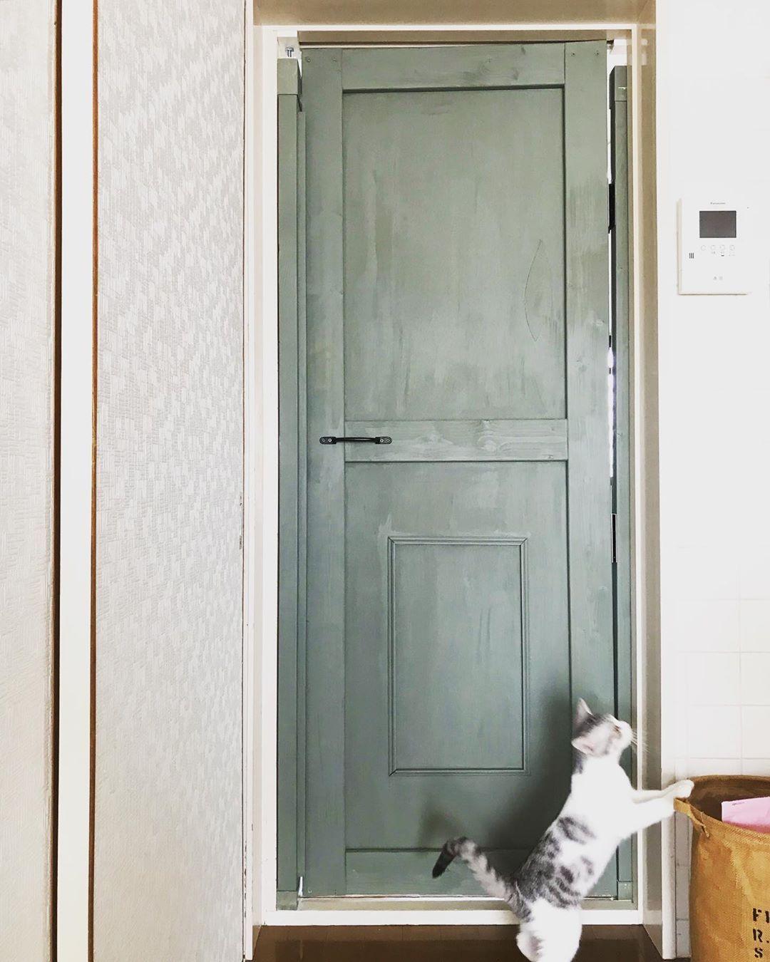 Diy ドア 築37年の我が家のマンション あらゆる所が中途半端に