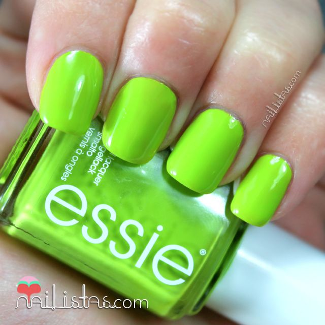 Swatch The More The Merrier Essie summer 2013 | <3 Nail Polish ...