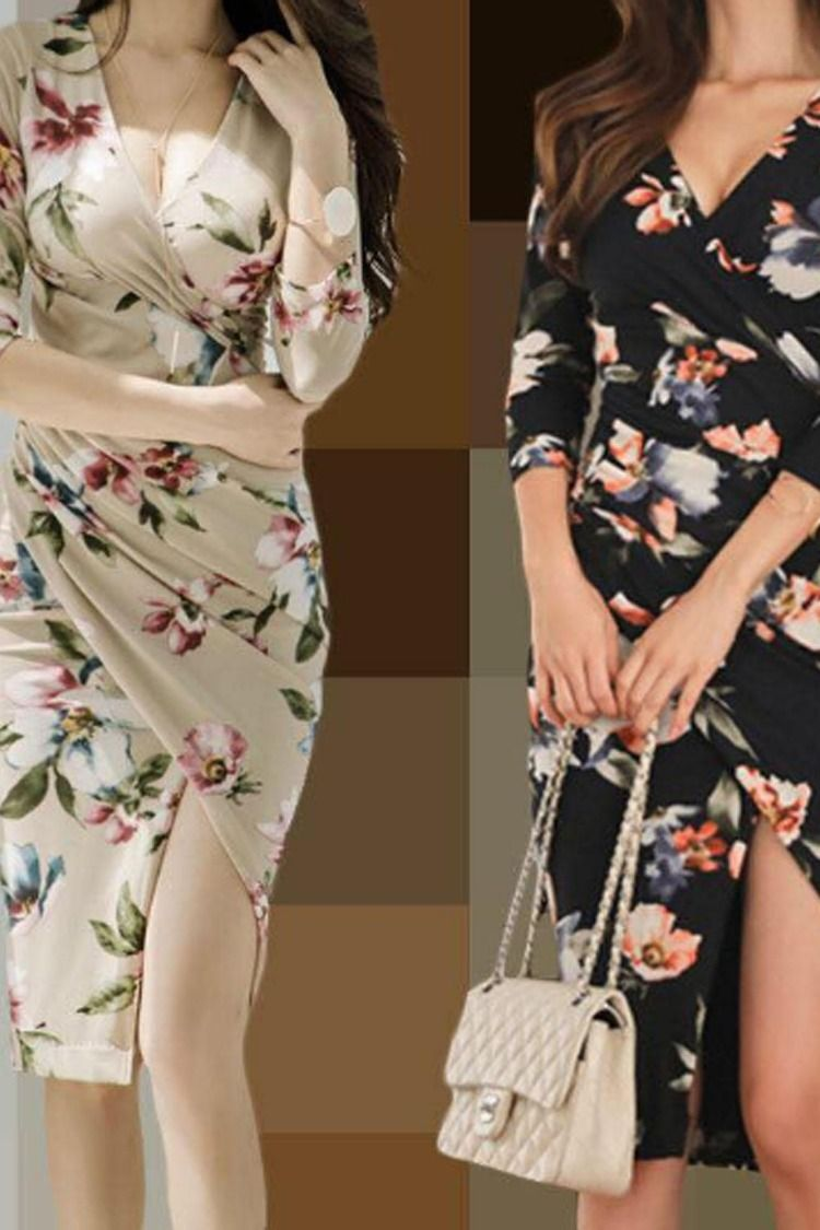 f4f8adddd4664 Pin by almacoproducts.com on Lazada in 2019 | Dresses, Bodycon dress ...
