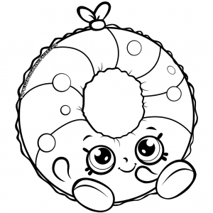 In This Article Weve Included Shopkins Season 7 Coloring Pages Of All The Major Characters Sheets