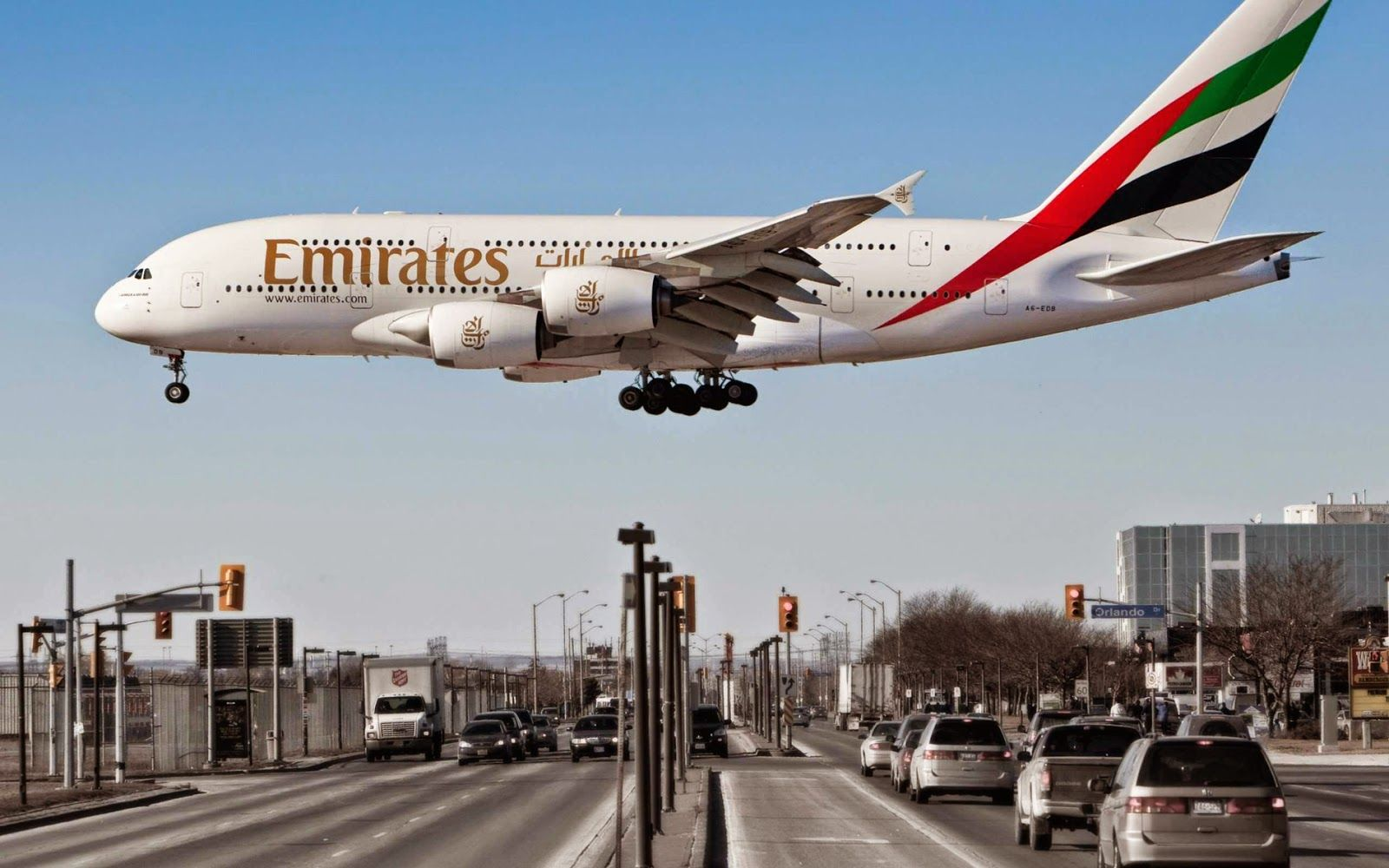 Emirates Airlines inspire travelers around the world with their growing network of worldwide destinations.